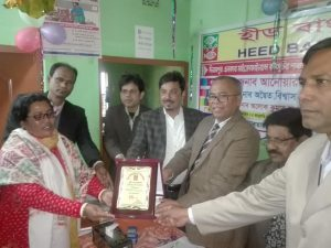 Certificate & Crest Giving Ceromony at Dinajpur & Chattagram Area of HEED