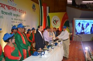 HEED Bangladesh received Prize from PKSF